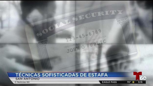 Fraude de impostores del seguro social