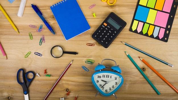 Días libres de impuestos para artículos escolares