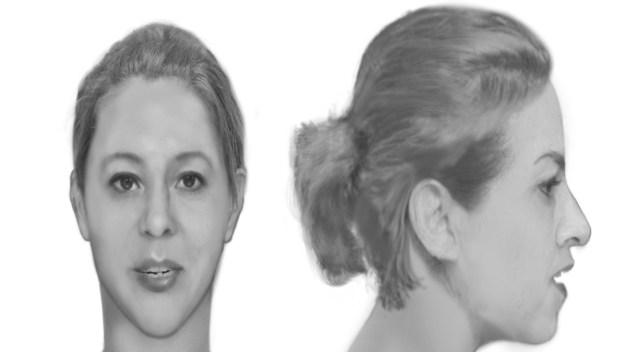 Identifica policía restos de mujer calcinada