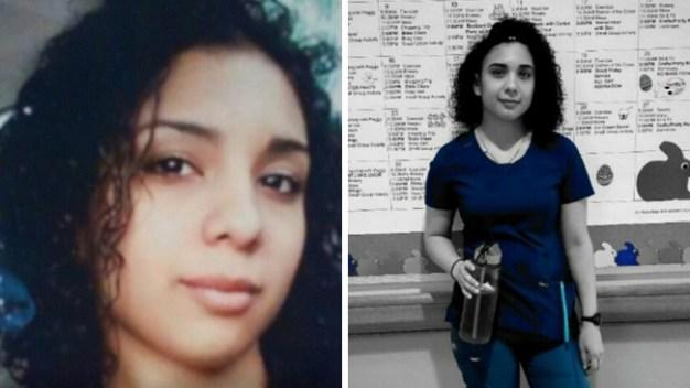 Madre de cuatro niños desaparece tras salir del trabajo