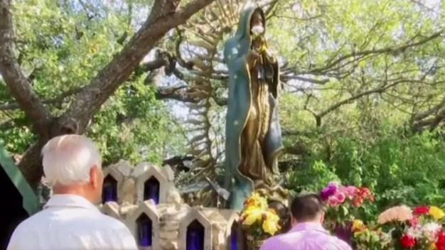 Devoción a la Virgen de Guadalupe rebasa fronteras