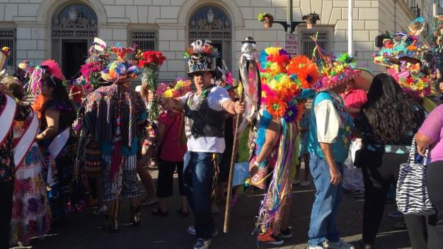 Ruta para el Desfile de la Batalla de las Flores