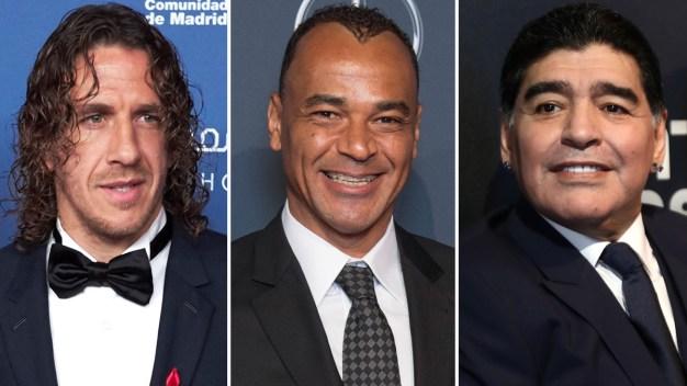 Copa Mundial de la FIFA: exastros participarán del sorteo