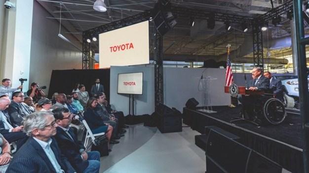 Toyota anuncia multimillonaria inversión en San Antonio