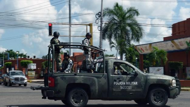 El narco, el dilema del gobierno de México