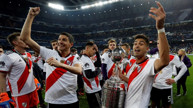 Copa Libertadores: River lo da vuelta y grita campeón