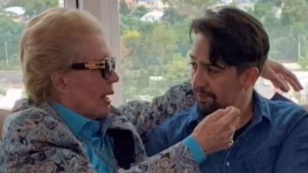 Lin-Manuel Miranda y su conexión con Walter Mercado
