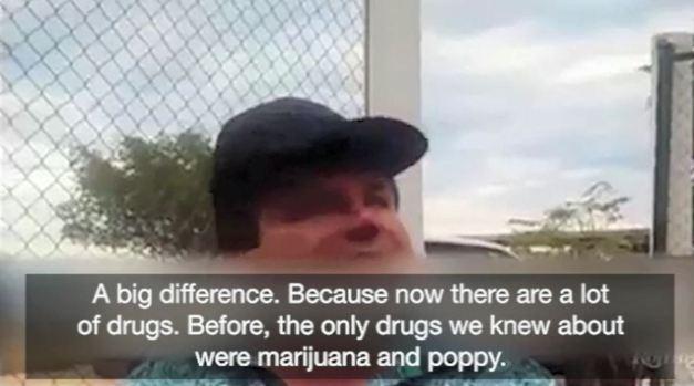 """[TLMD - LV] """"El Chapo"""" cuenta la evolución del negocio de las drogas"""