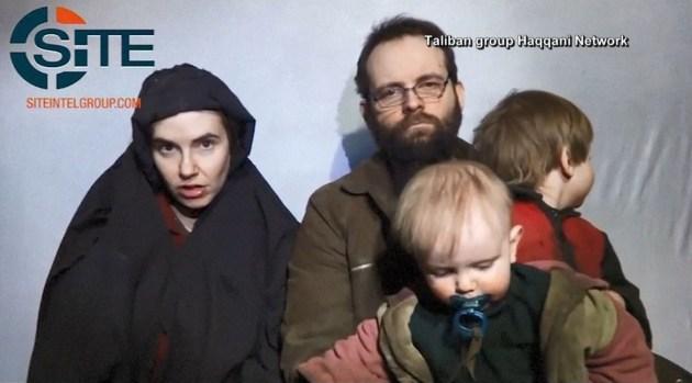 La familia que sobrevivió 5 años secuestrada por el Talibán