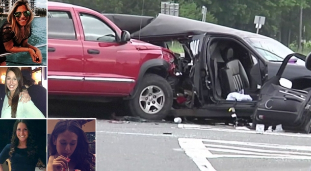 Fotos: Mueren 4 amigas en accidente de limo en NY