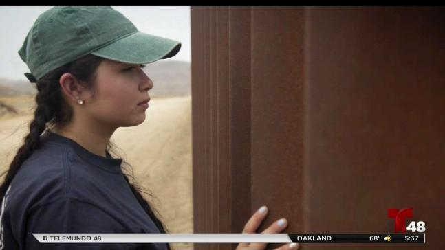Joven crea cortometraje inspirado en migrantes