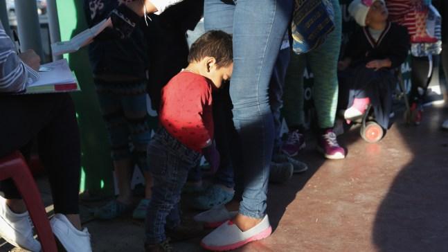 El plan secreto de Trump para las familias migrantes
