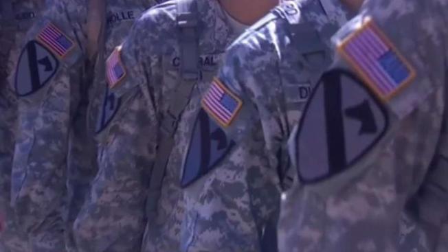 Feria de trabajo para militares y sus familiares
