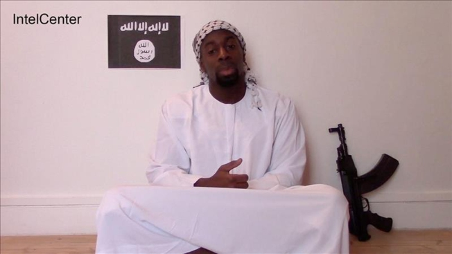 París: presentan a sospechosos de terrorismo