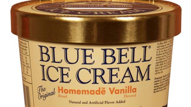Blue Bell reiniciará distribución de helados