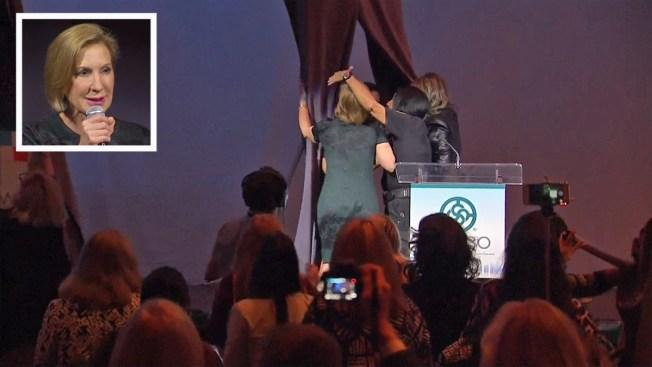 Video: Cae telón sobre precandidata presidencial