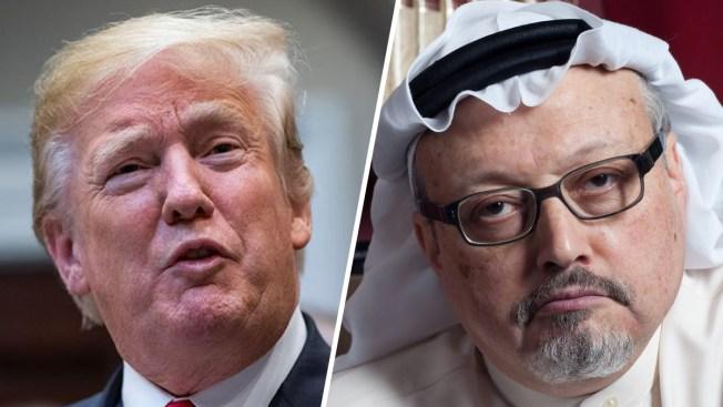 """""""No hay nada definitivo""""; Trump da por cerrado caso Khashoggi"""
