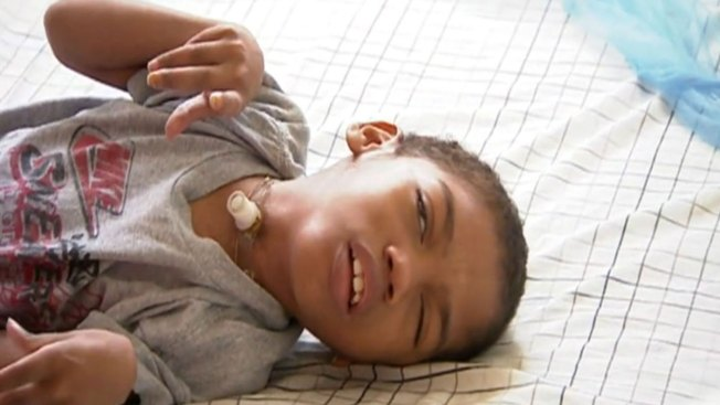 Danny, el niño parapléjico que unió a muchos