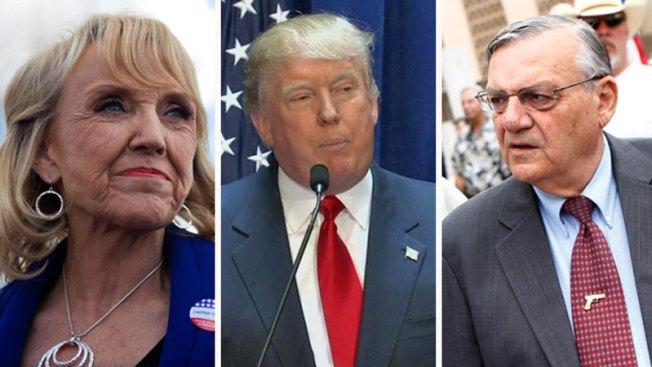 Aumenta tensión por llegada de Trump a Phoenix