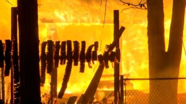 Muerte y destrucción por incendios en California