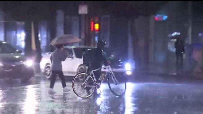 Lluvias podrían causar inundaciones repentinas en la zona