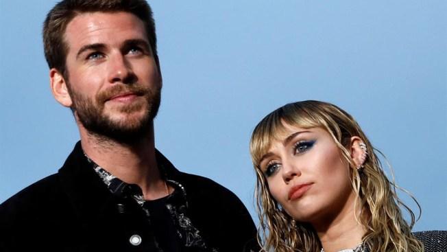 Cyrus niega que ruptura de Hemsworth fuera por infidelidad