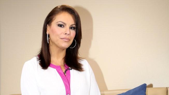 Se recupera la hija de Olga Tañón