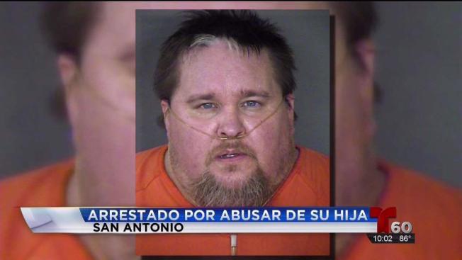 Hombre abusa sexualmente de su hija
