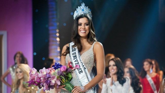 Paulina Vega es la nueva Miss Universo