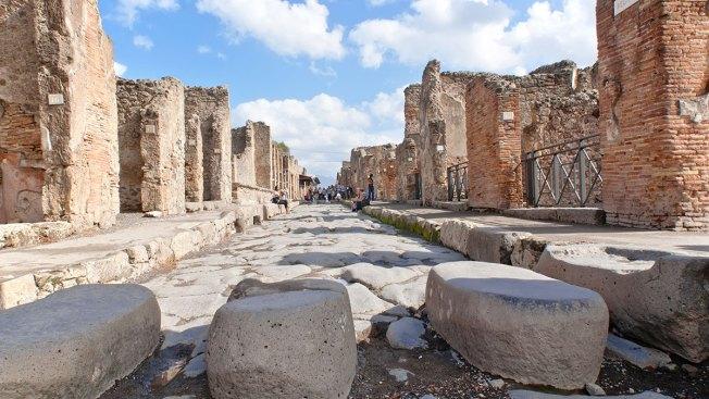 Italia restaura Pompeya tras años de negligencia