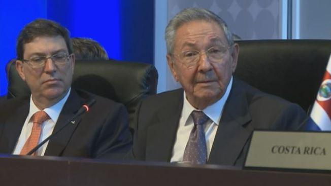 Raúl Castro anuncia viaje a Rusia