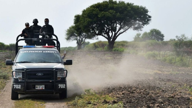 Emboscan y matan a marino en Reynosa