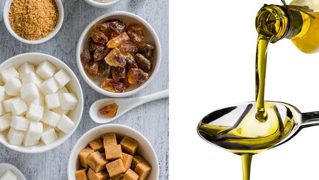 La grasa o el azúcar, ¿qué engorda más?
