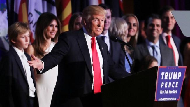 Los más nombrados para ocupar gabinete de Trump
