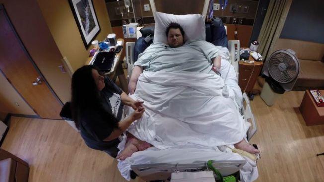 Busca hospital apto para sus 768 libras