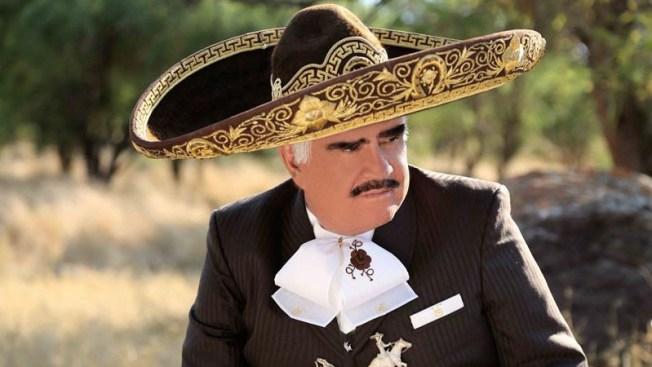Vicente Fernández lanza disco tras retiro de los escenarios