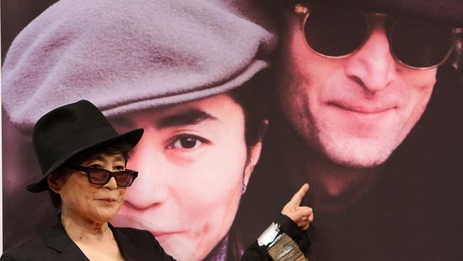 John Lennon era bisexual, según Yoko Ono