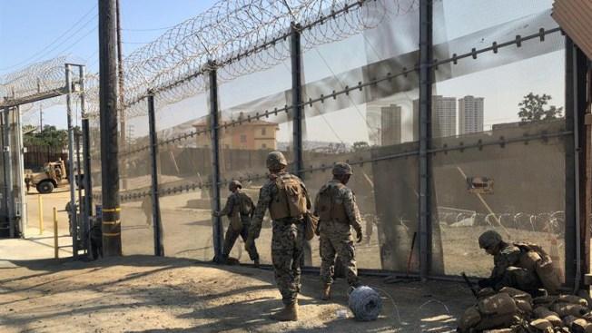 """Pentágono: no existe una """"amenaza militar"""" en la frontera sur"""
