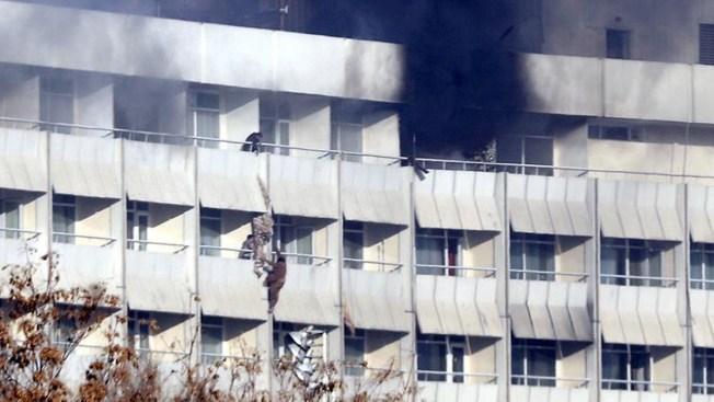 Al menos siete muertos en ataque a lujoso hotel de Kabul