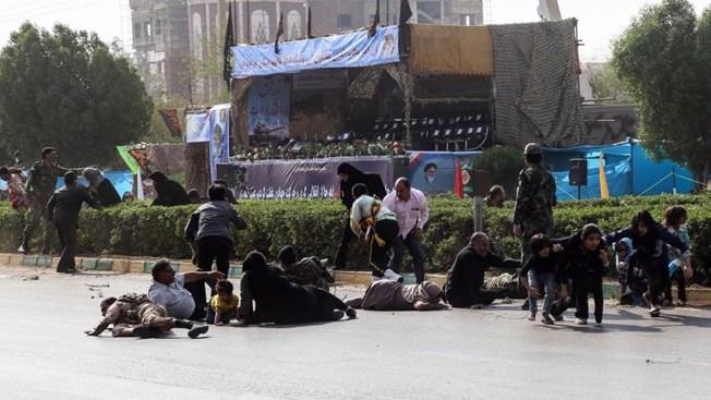 Crece la tensión: Irán ataca con misiles a extremistas en Siria