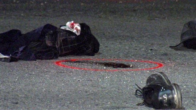 Lo atropellan y lo dejan a morir en la calle