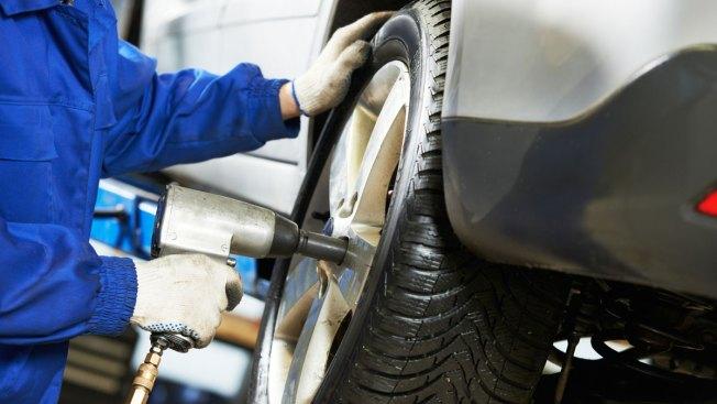 Aumenta robo de neumáticos de camionetas