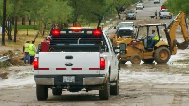 Ayuda para víctimas de inundaciones