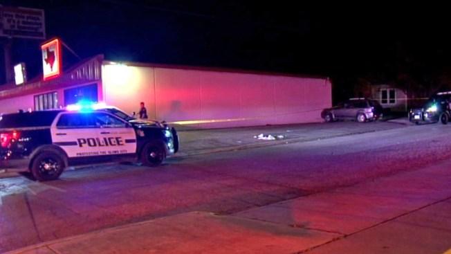 Policía encuentra hombre baleado tras escuchar disparos