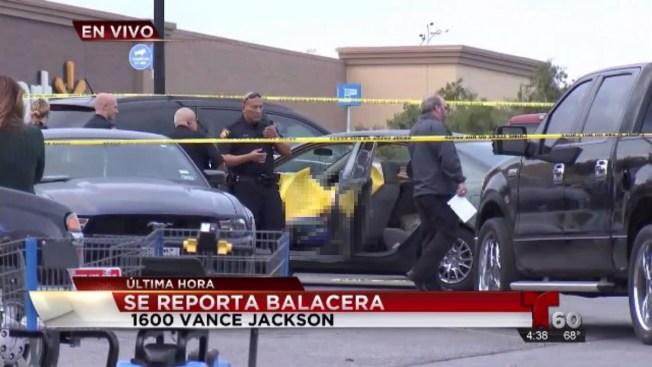 Identifican a hombre baleado a muerte en Walmart