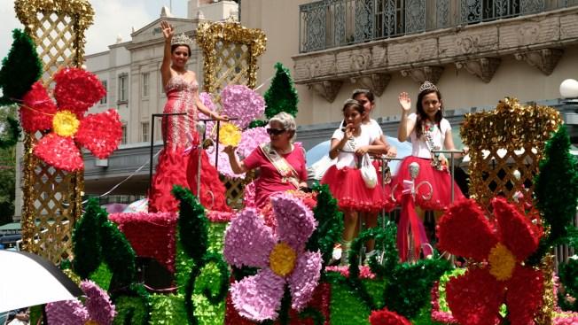 Fiesta: Desfile de la Batalla de las Flores