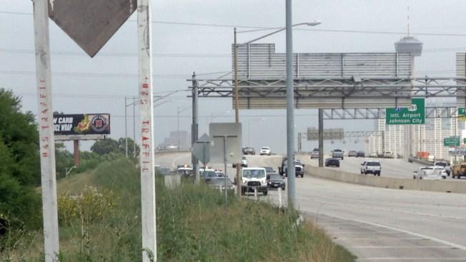 Bebé muerto aparece a orillas de la I-37