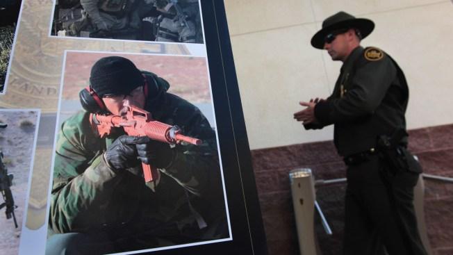Extraditan a sospechoso de asesinar a agente fronterizo