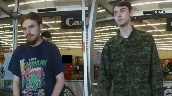 Sospechosos de asesinatos en Canadá grabaron mensaje ante de quitarse la vida