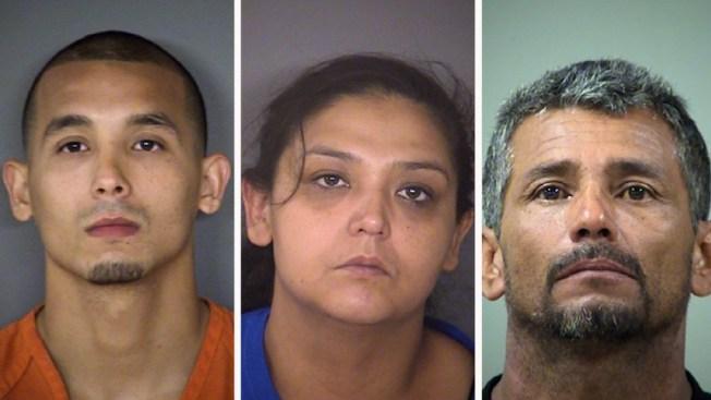Buscan a tres por robo de cheques